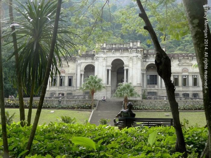 Parque Lage, Rio de Janeiro, tracy merrigan, real estate, Corcovado